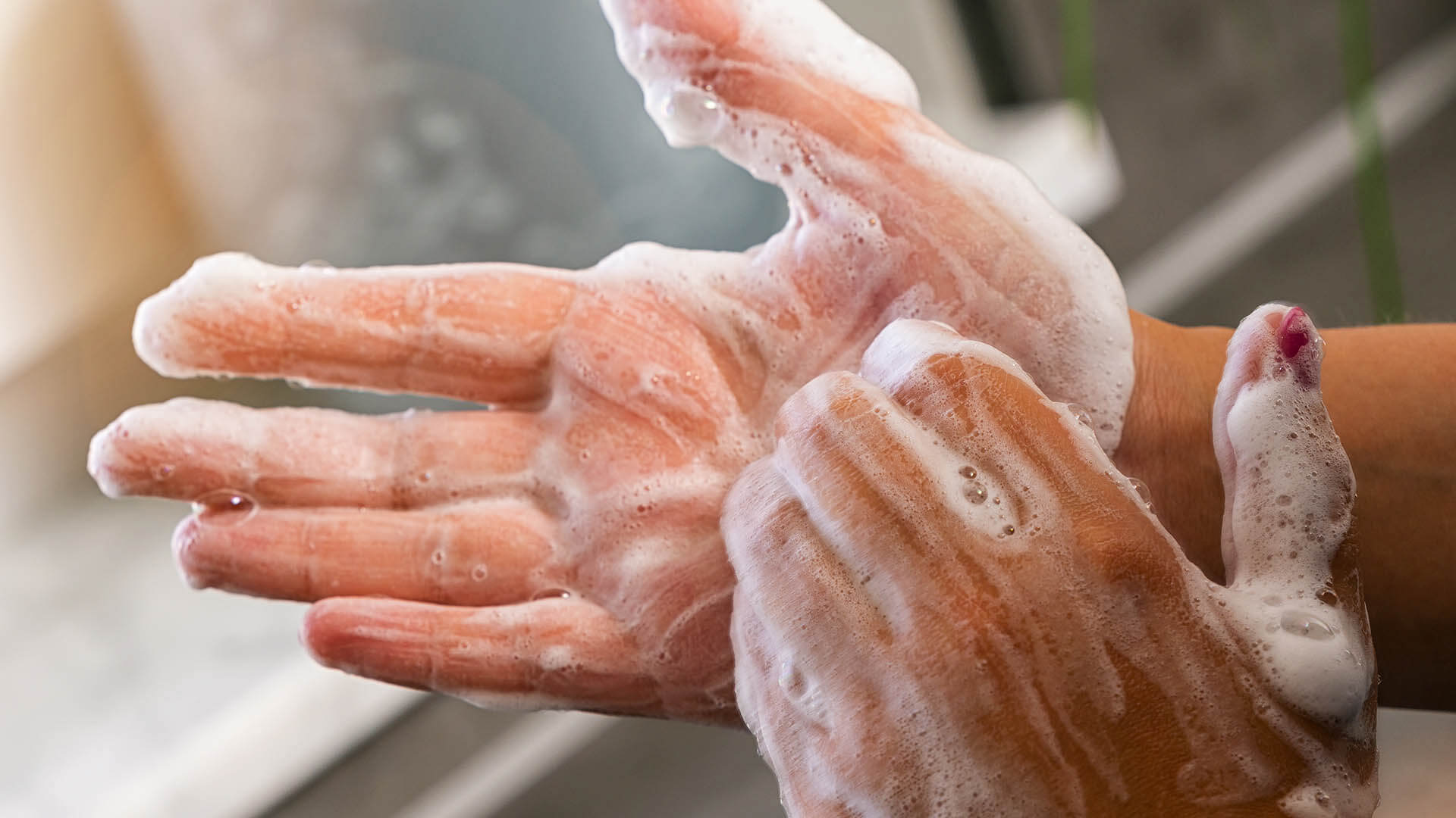Sulfates in personal care products
